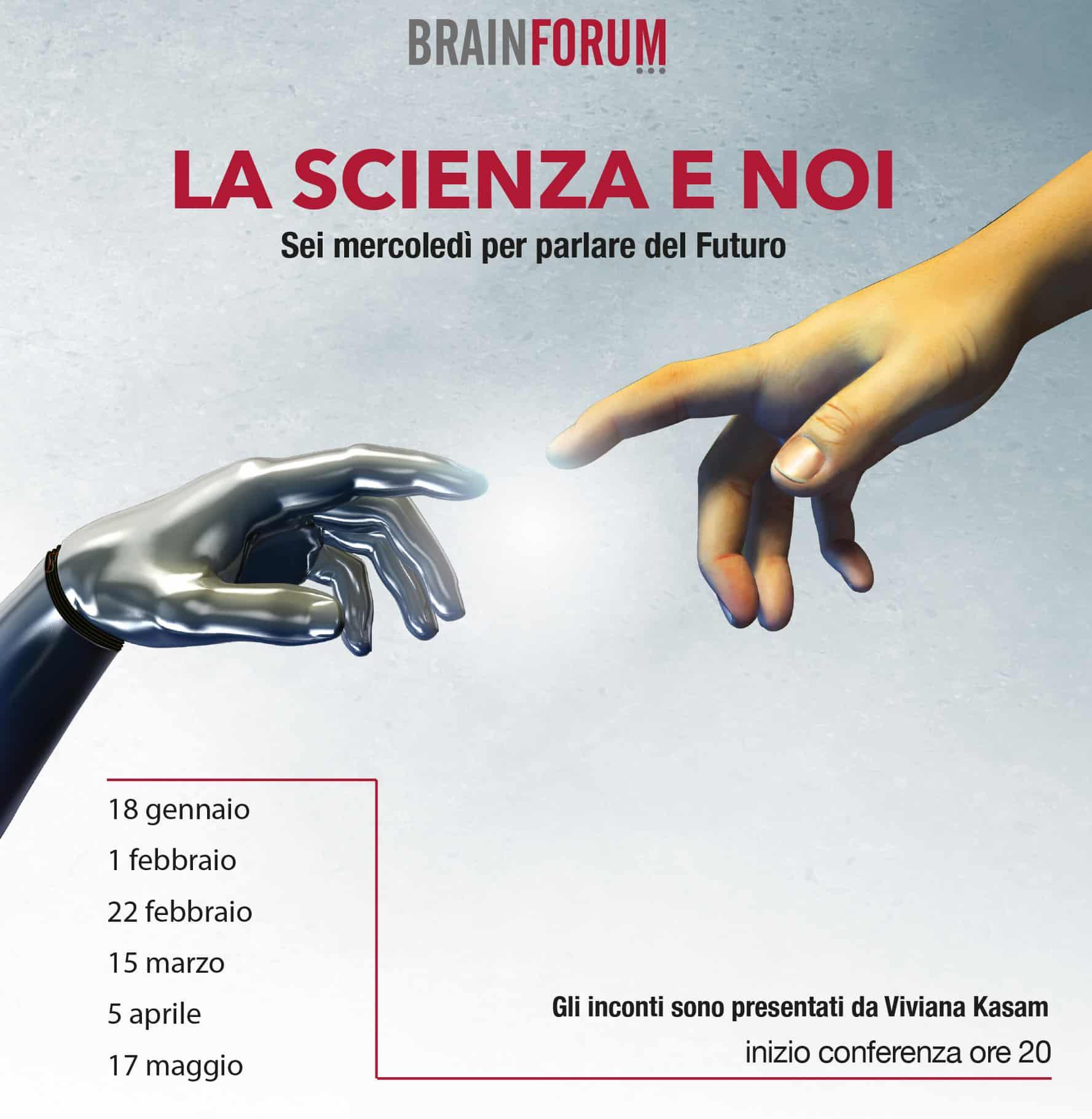2017 – La Scienza e Noi