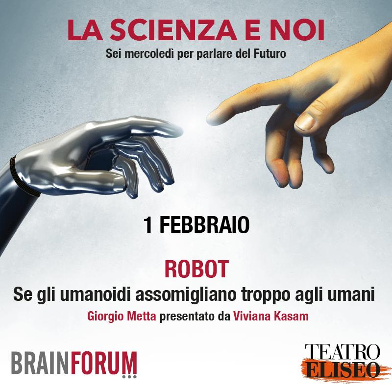Robot – Se gli umanoidi assomigliano troppo agli umani