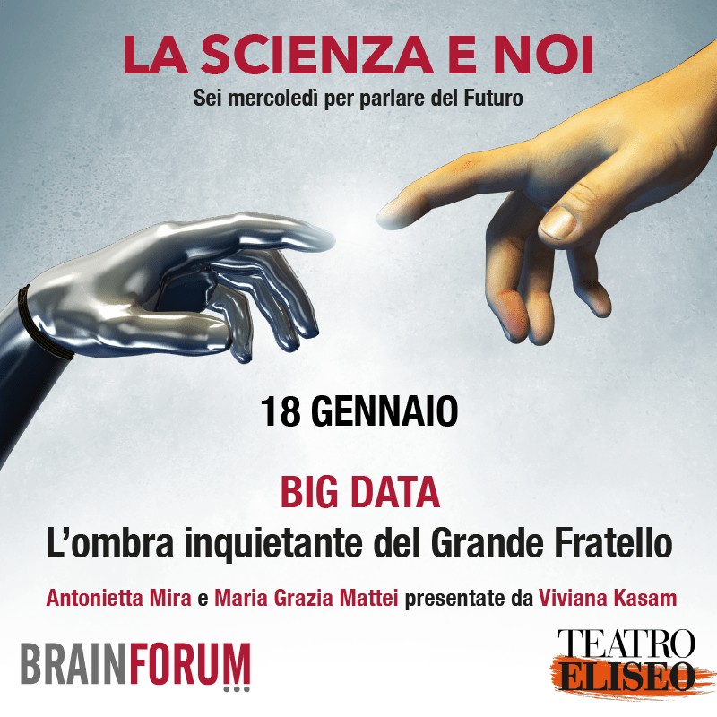 Big Data – L'ombra inquietante del grande fratello