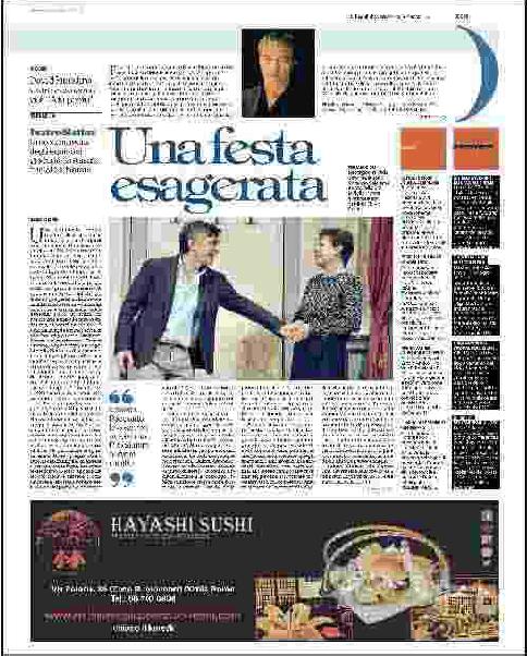La Repubblica Roma – 18.01.2017