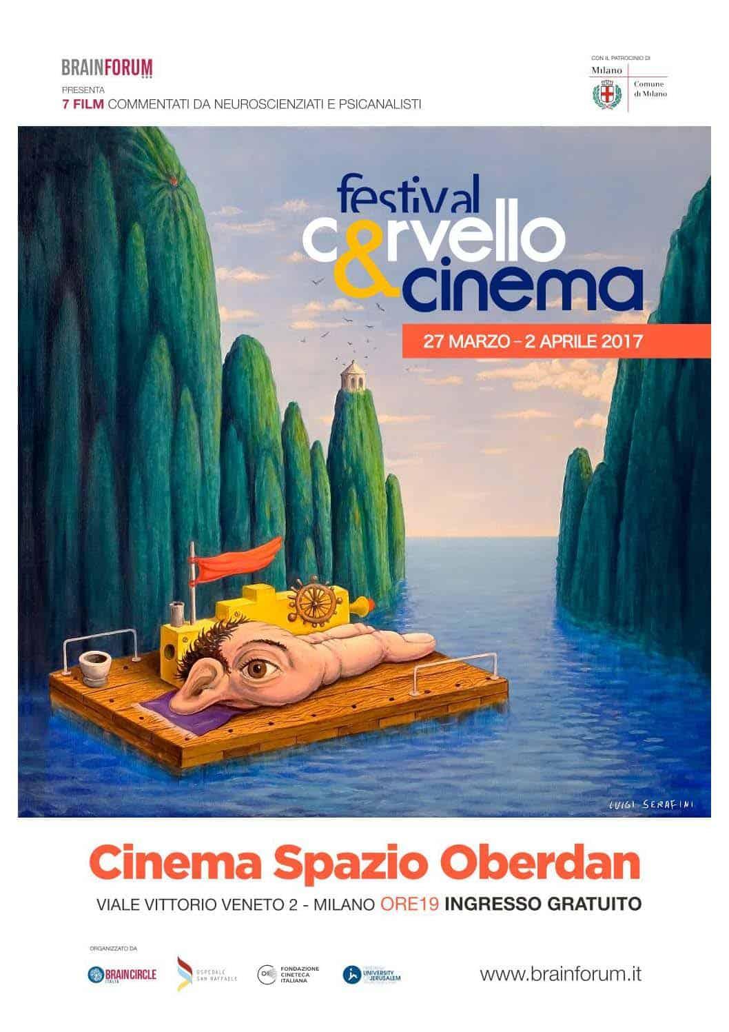 Press Cervello e Cinema – 2017