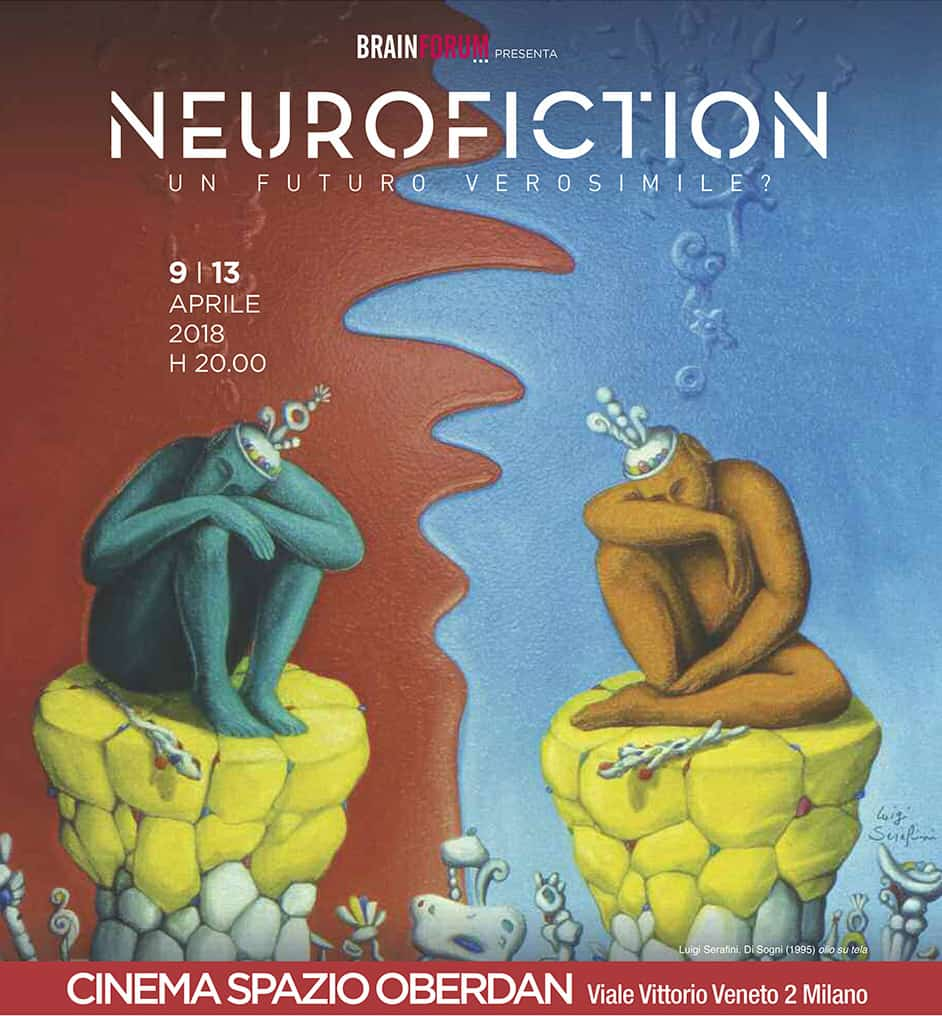 Cervello e cinema 2018 Neurofiction