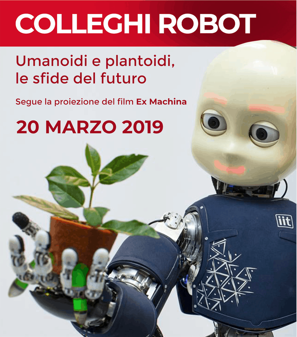Colleghi robot
